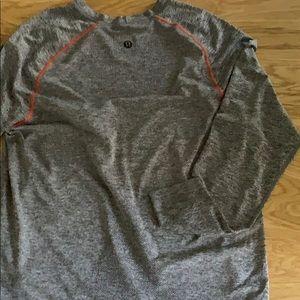 Luluemon Metal Vent Tech Long Sleeve Shirt